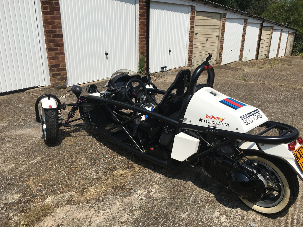 Renault Sport & Low Mileage Car and Motorcycle Sales - REVERSE TRIKE